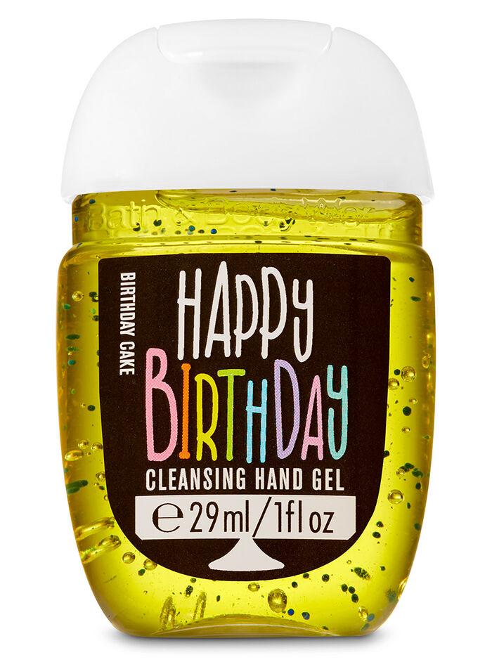 Birthday Cake fragranza Igienizzante mani