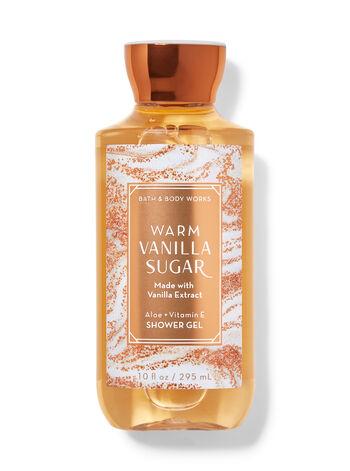 VANILLA SUGAR fragranza Gel doccia