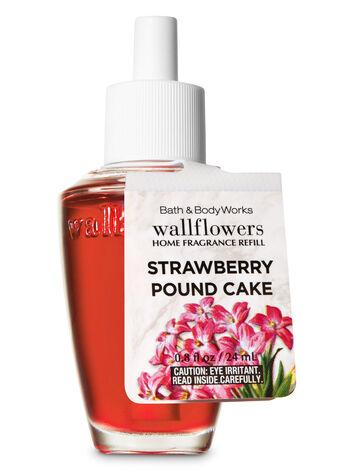 Strawberry pound cake fragranza Wallflowers Fragrance Refill