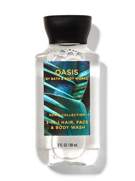 Oasis fragranza Mini Gel doccia shampoo