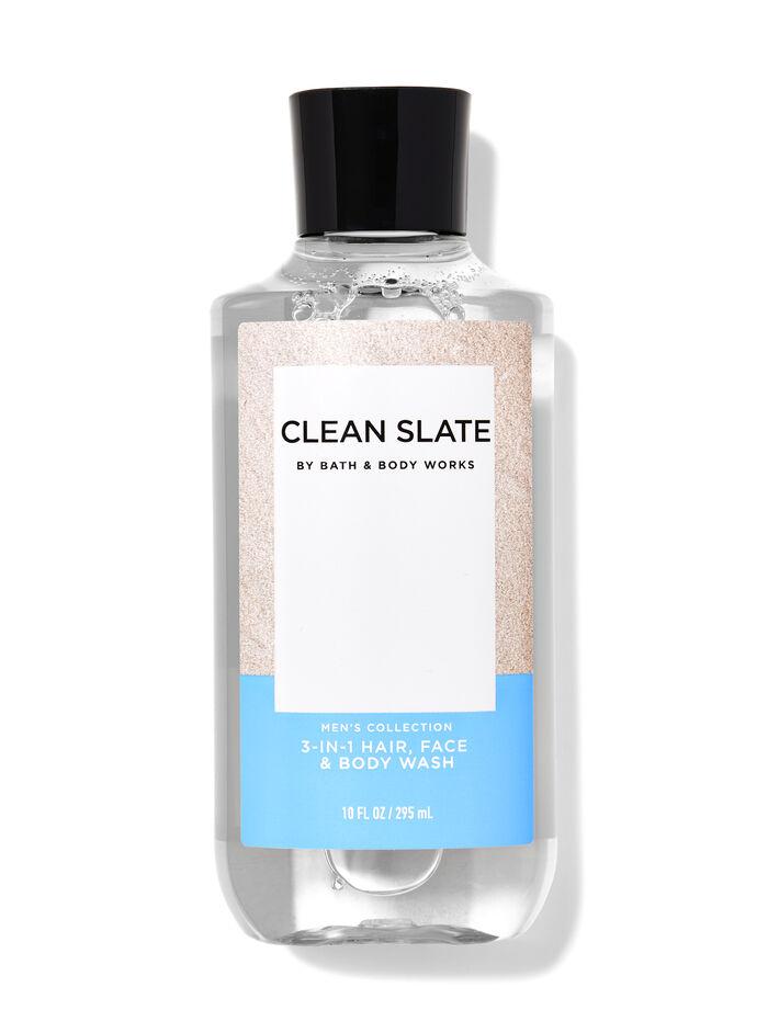 Clean Slate fragranza Doccia shampoo 3 in 1