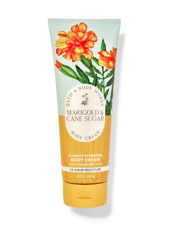 Marigold & Cane Sugar fragranza Crema corpo