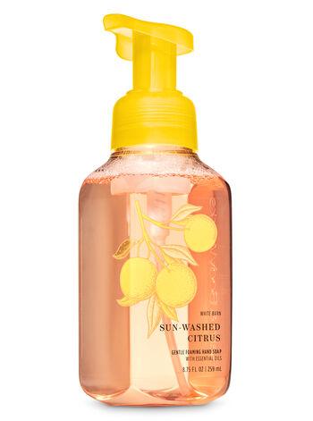 Sunwashed Citrus fragranza Sapone in schiuma