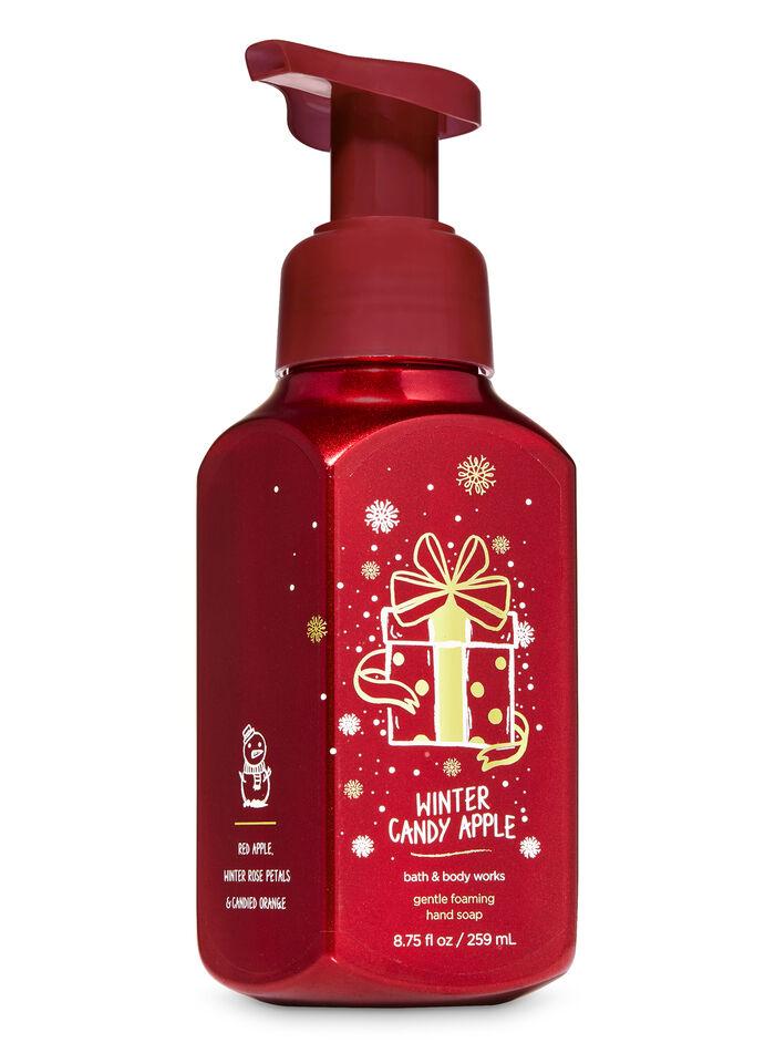 WINTER CANDY APPLE fragranza Sapone in schiuma