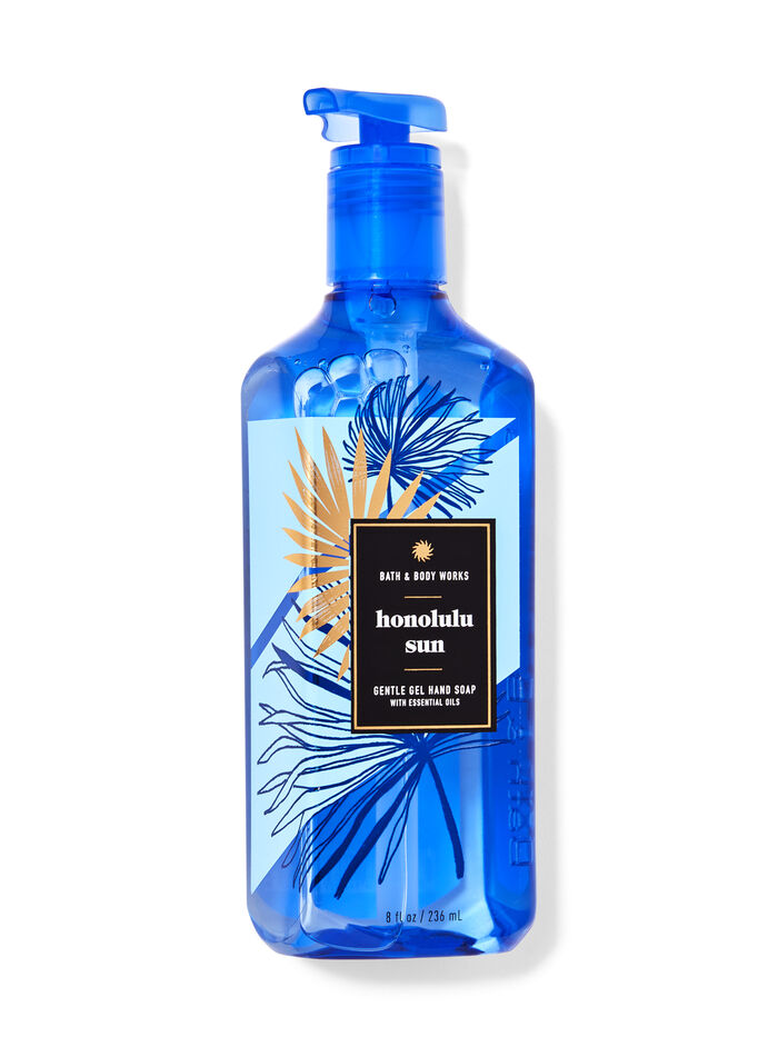 Honolulu Sun fragranza Sapone in gel