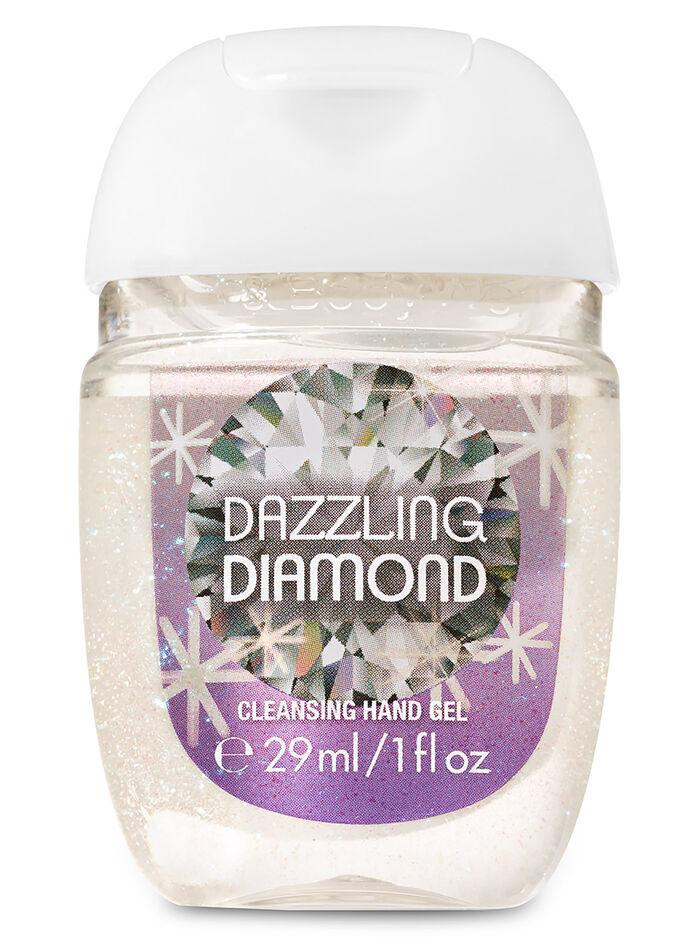 Dazzling Diamond fragranza Igienizzante mani
