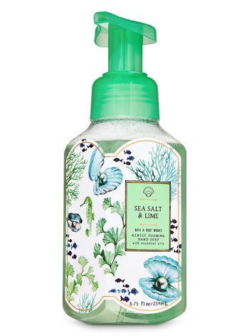 Sea Salt & Lime fragranza Gentle Foaming Hand Soap