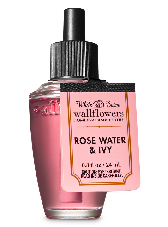 Rose Water & Ivy fragranza Ricarica diffusore elettrico