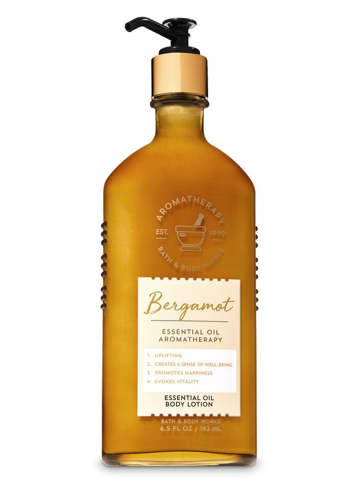 Bergamot fragranza Essential Oil Body Lotion
