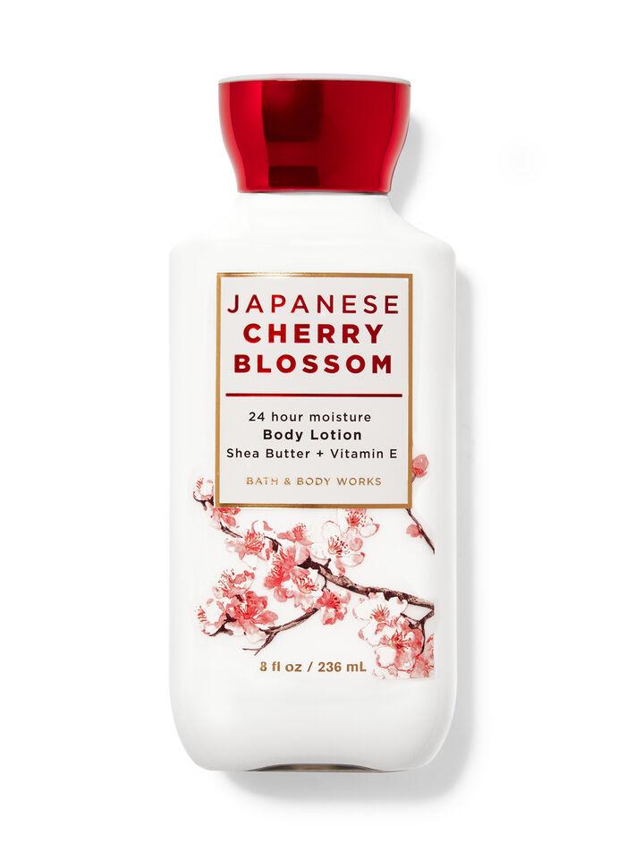 Japanese Cherry Blossom fragranza Latte corpo