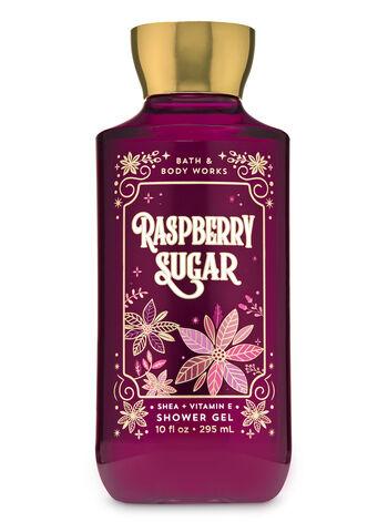 Raspberry Sugar fragranza Gel doccia