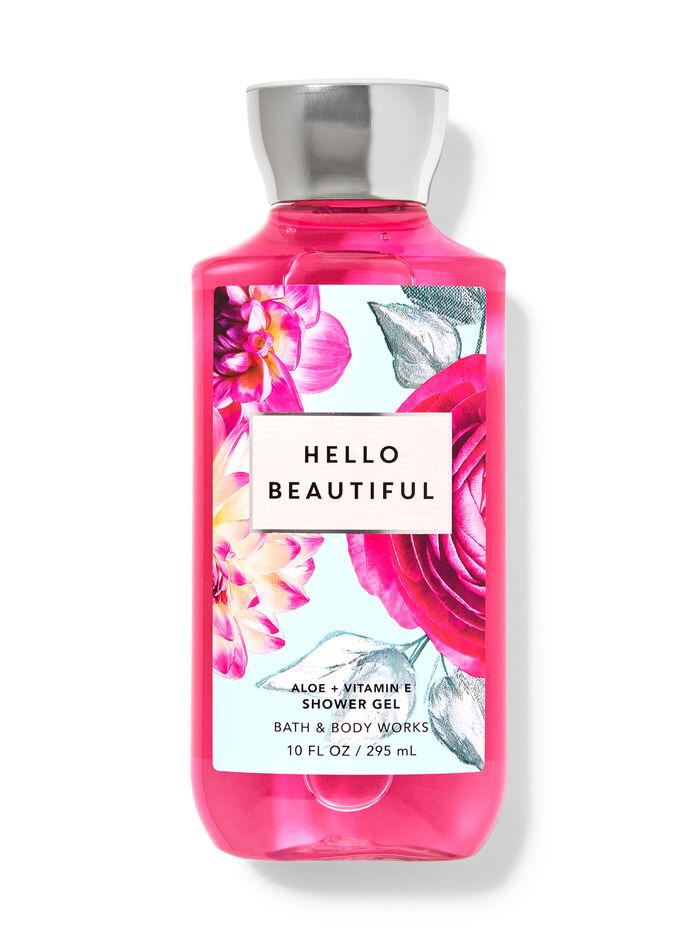Hello Beautiful fragranza Gel doccia