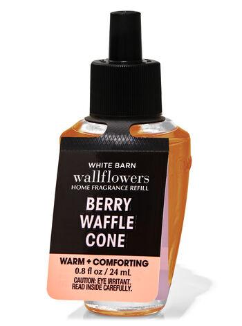 Berry Waffle Cone fragranza Ricarica diffusore elettrico
