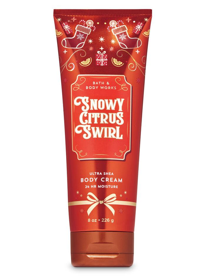 SNOWY CITRUS SWIRL fragranza Crema corpo ultra idratante