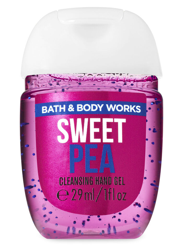 Sweet Pea fragranza PocketBac Cleansing Hand Gel