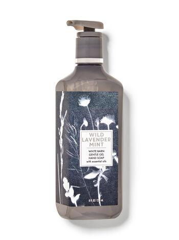 Wild Lavender Mint fragranza Sapone in gel