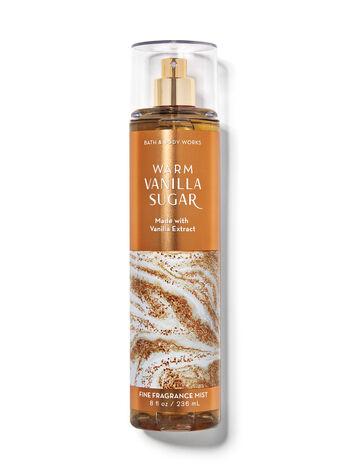 Warm Vanilla Sugar fragranza Acqua profumata