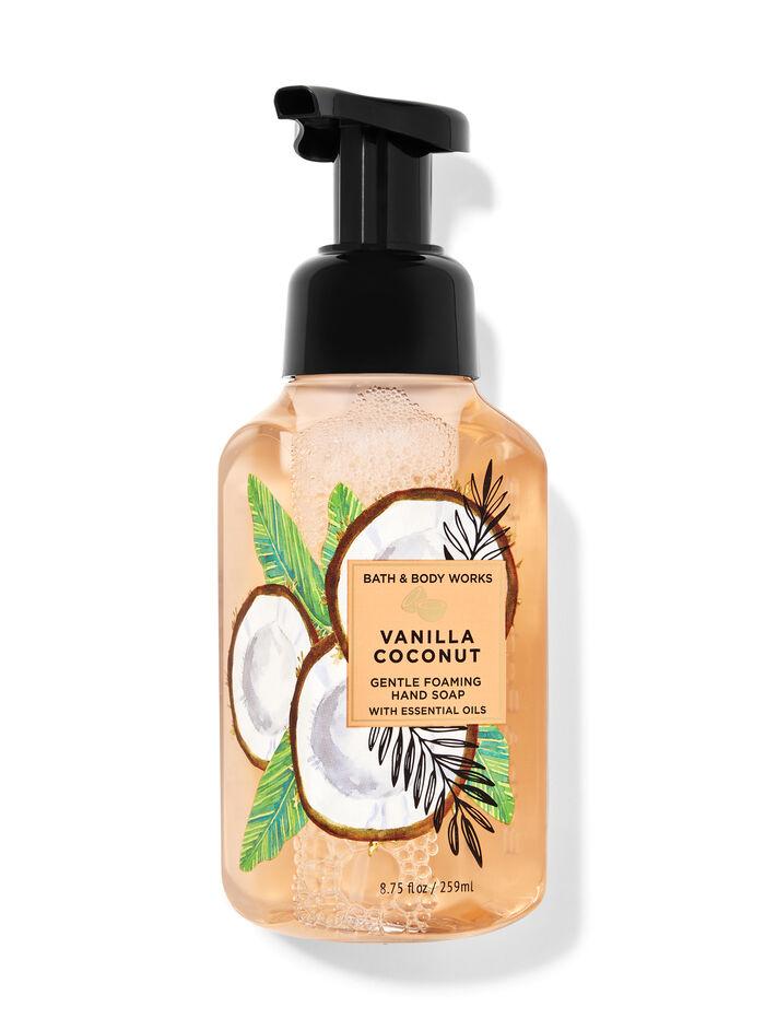 Vanilla Coconut fragranza Sapone in schiuma