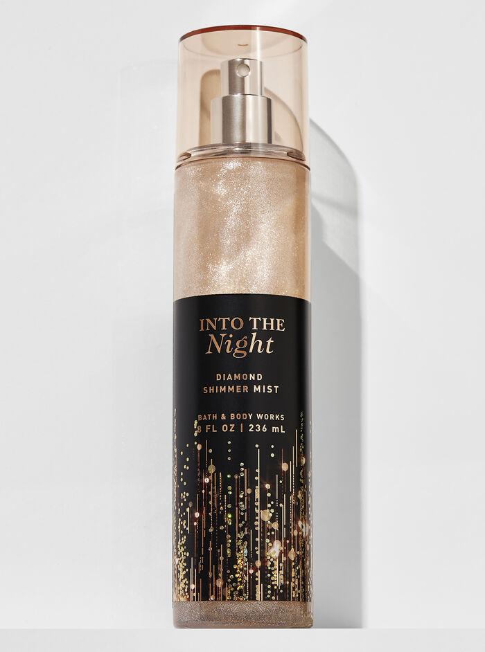 Into the Night fragranza Acqua profumata glitterata