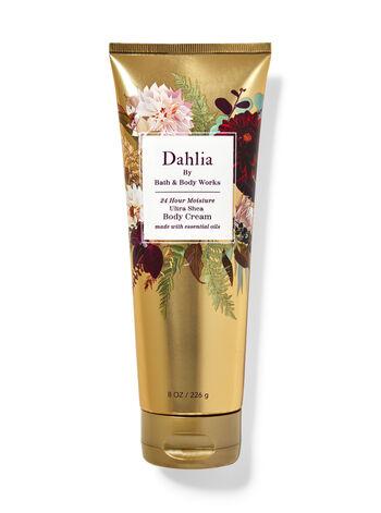 Dahlia fragranza Crema corpo ultra idratante