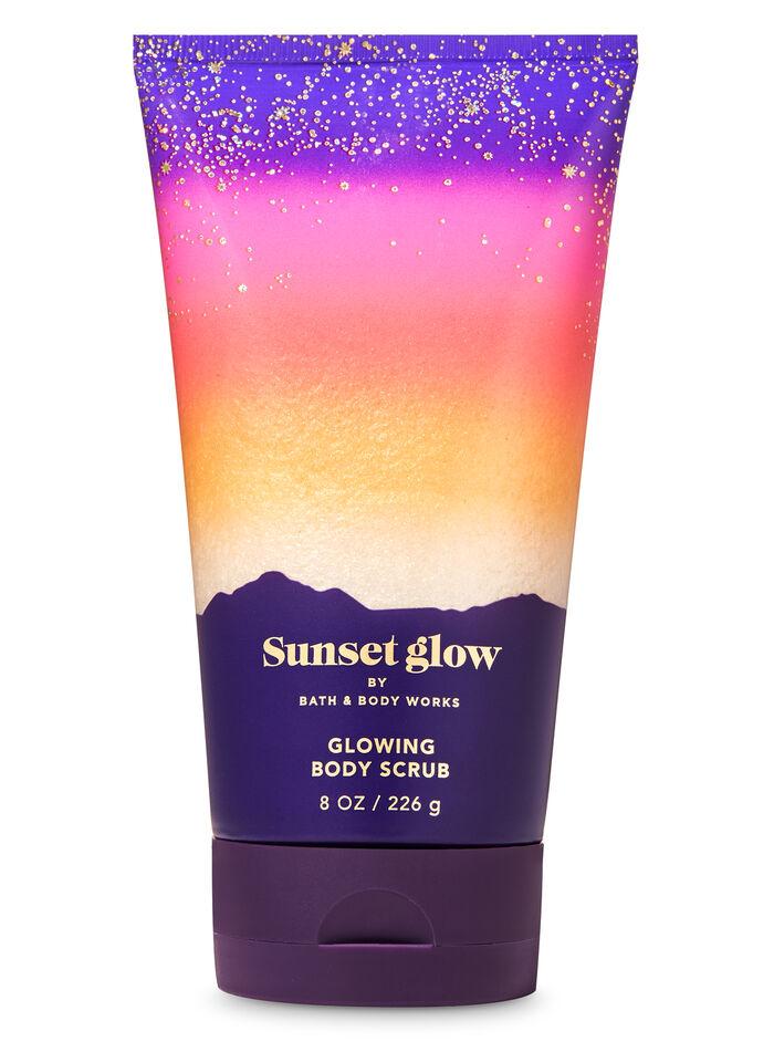 Sunset Glow fragranza Scrub corpo illuminante