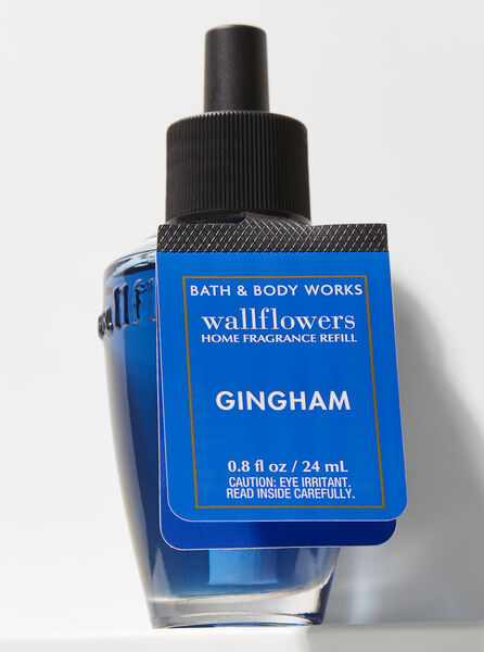 Gingham fragranza Ricarica diffusore elettrico