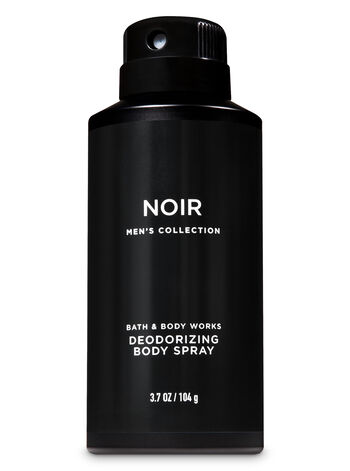 Noir men fragranza Deodorante