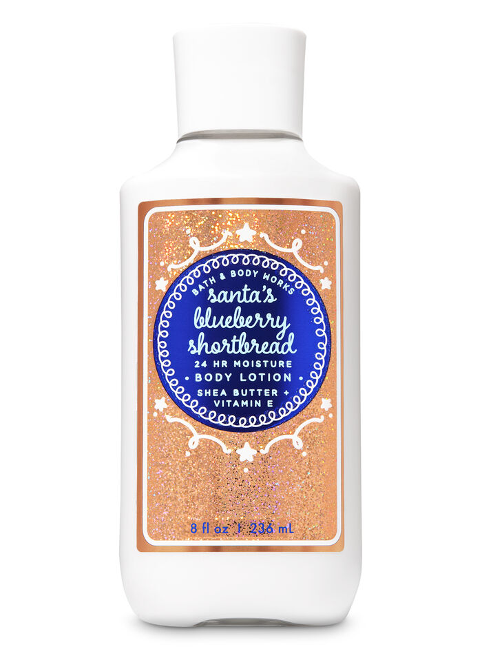 SANTAS BLBRY BRD fragranza Super Smooth Body Lotion