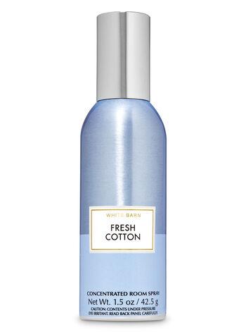 FRESH COTTON fragranza Spray per ambienti