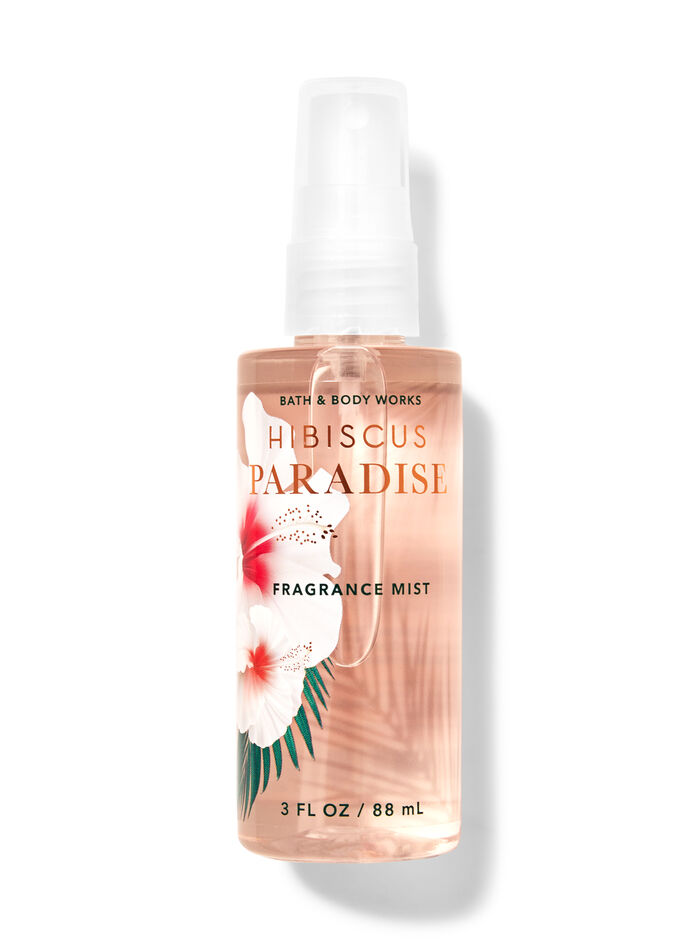 Hibiscus Paradise fragranza Mini acqua profumata