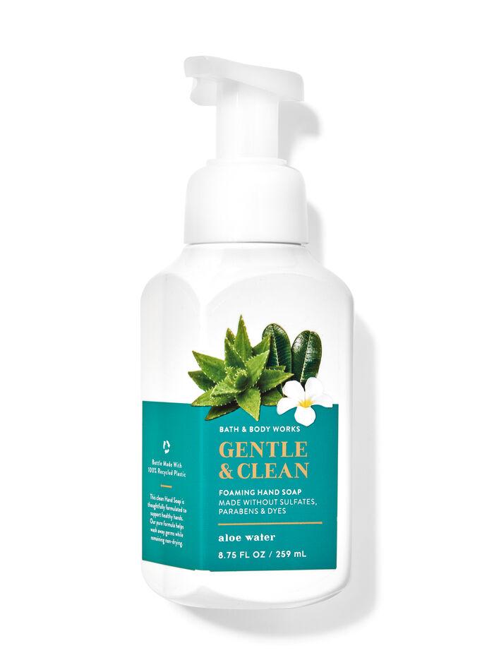 Aloe Water fragranza Sapone in schiuma