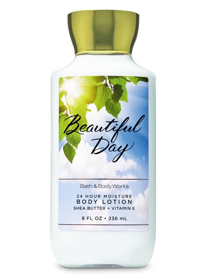 Beautiful day fragranza Latte corpo