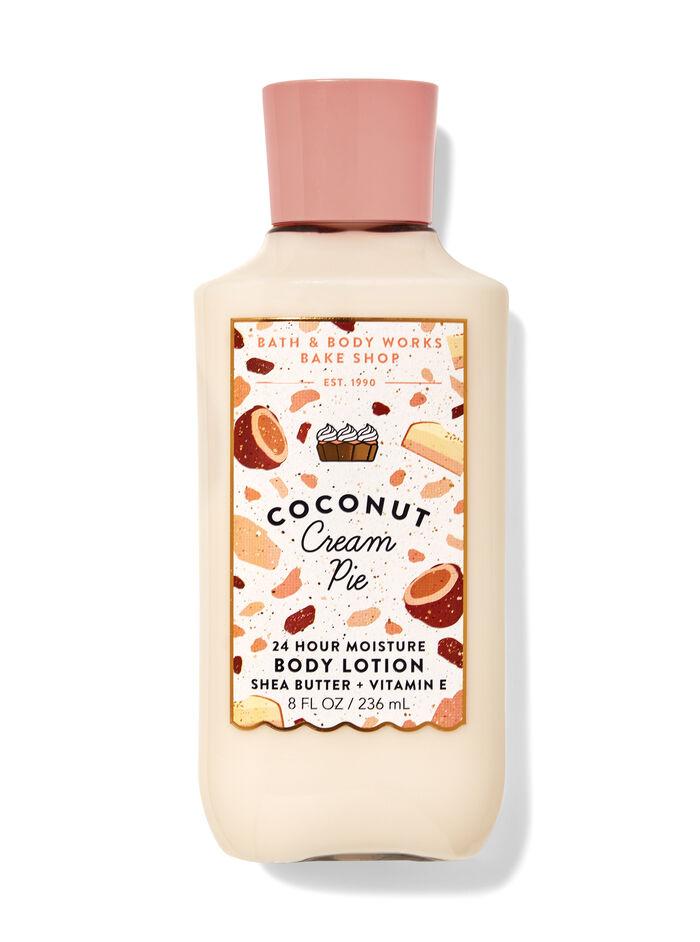 Coconut Cream Pie fragranza Latte corpo