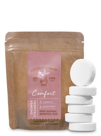 Vanilla Patchouli fragranza In Shower Steamer