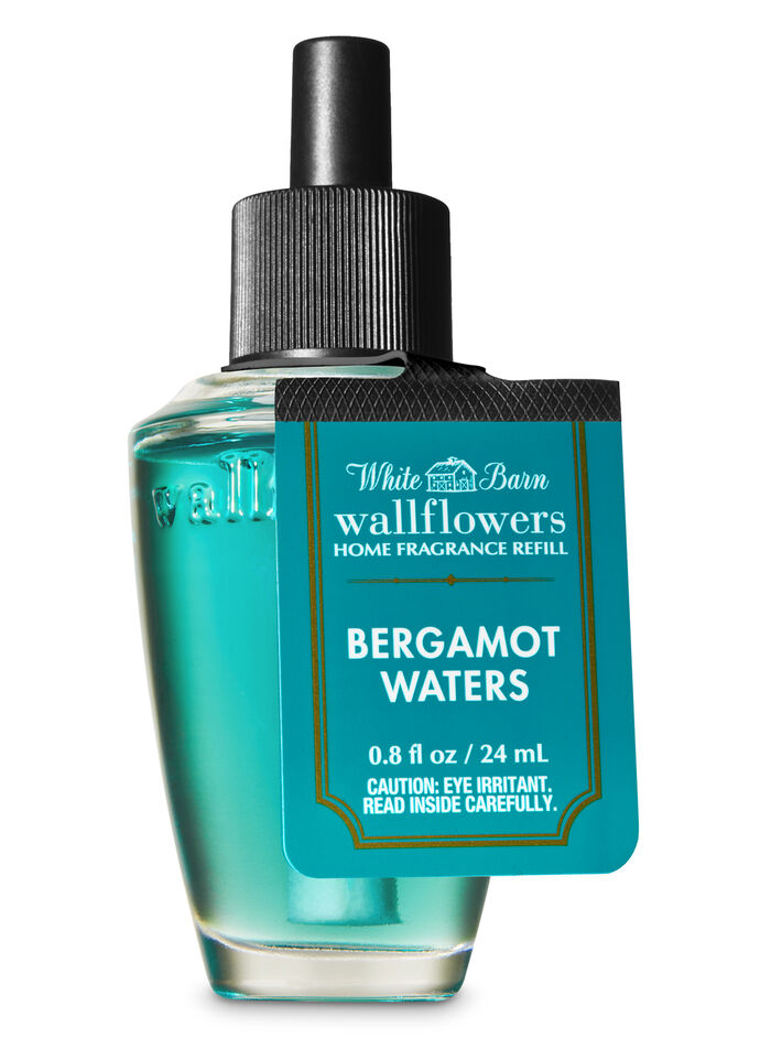 Bergamot Waters fragranza Ricarica diffusore elettrico