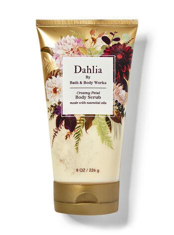 Dahlia fragranza Scrub corpo