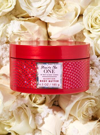 Youre the One fragranza Latte corpo glitterato