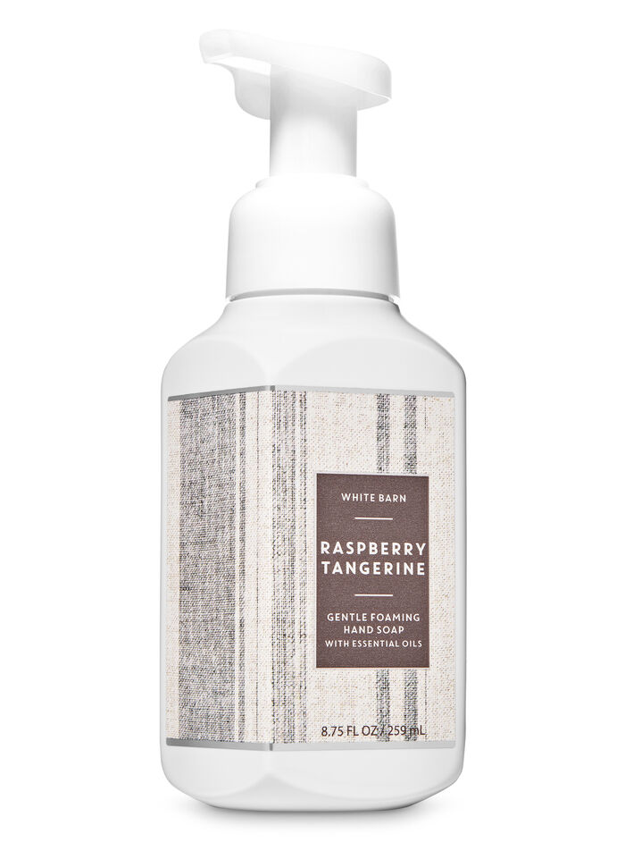 RASPBERYTANGERINE fragranza Sapone in schiuma