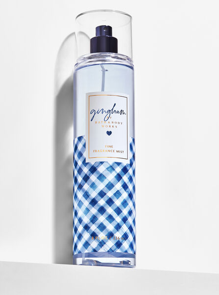 Gingham fragranza Acqua profumata