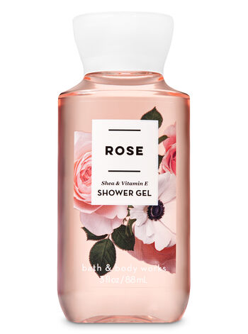 ROSE fragranza Mini Gel doccia