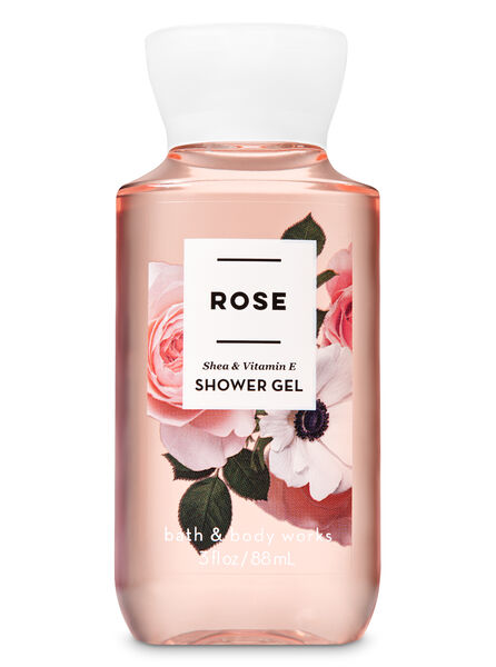 ROSE fragranza Mini Gel doccia