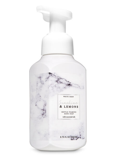 Sunshine & Lemons fragranza Gentle Foaming Hand Soap
