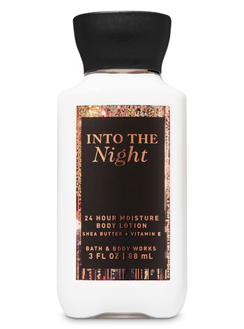 Into the Night fragranza Travel Size Body Lotion