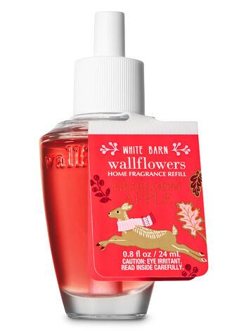 Heirloom Apple fragranza Wallflowers Fragrance Refill