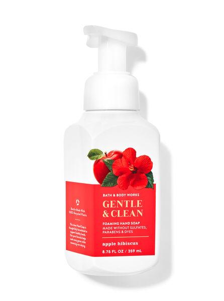 Apple Hibiscus fragranza Sapone in schiuma