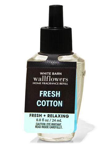 Fresh Cotton fragranza Ricarica diffusore elettrico