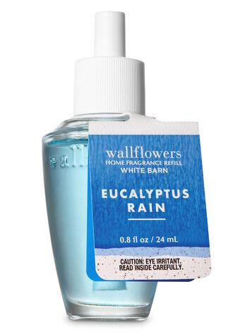 Eucalyptus Rain fragranza Wallflowers Fragrance Refill