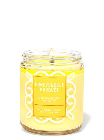 Honeysuckle Bouquet fragranza Candela a 1 stoppino