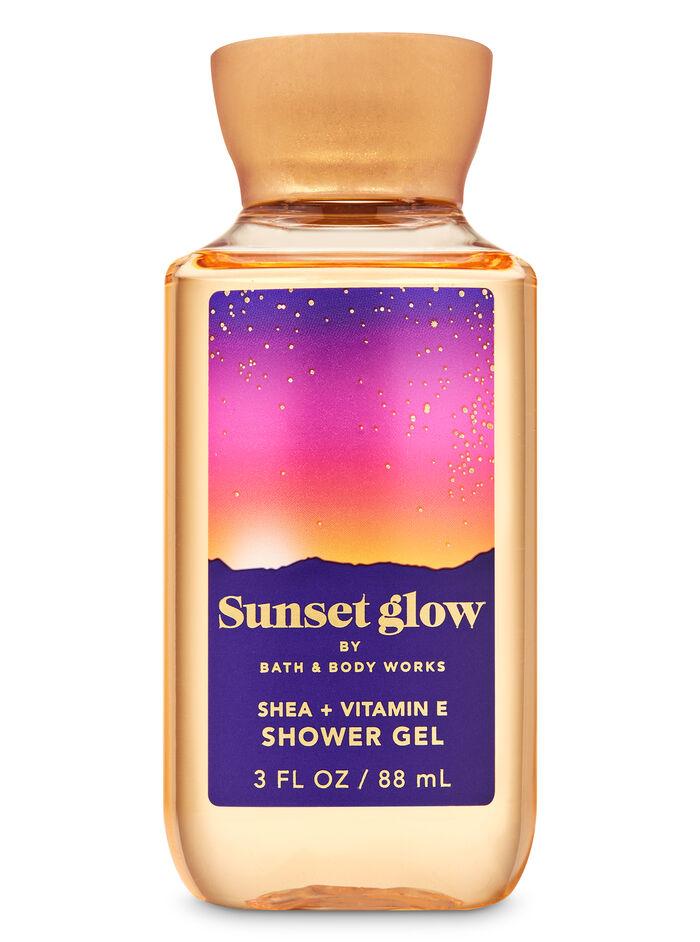 Sunset Glow fragranza Mini Gel doccia