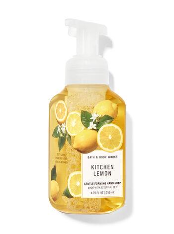Kitchen Lemon fragranza Sapone in schiuma